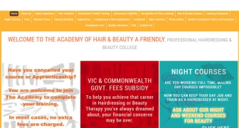The Hair Academy